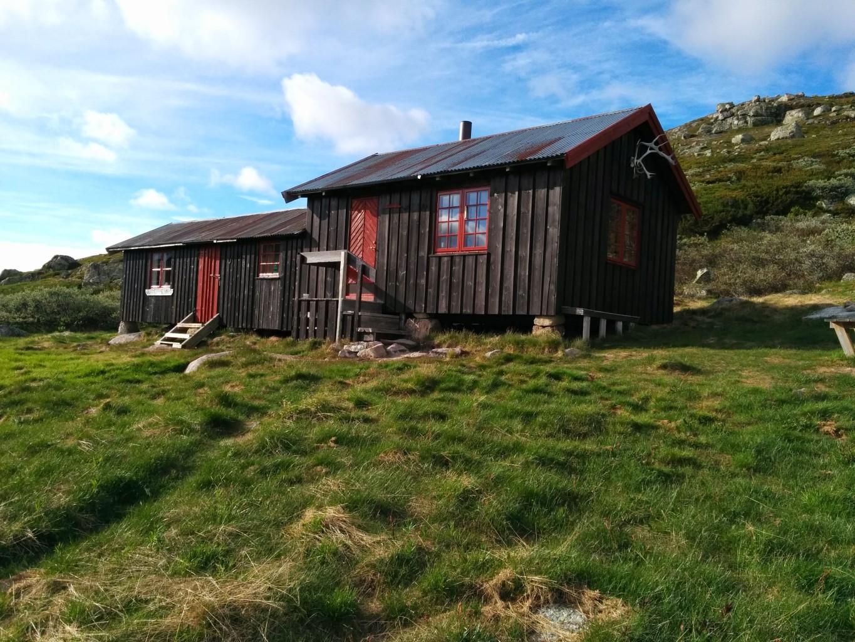Hytte på Skartjønn, Hardangervidda