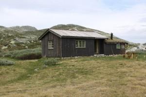 Hytte på Midttjønn, Hardangervidda