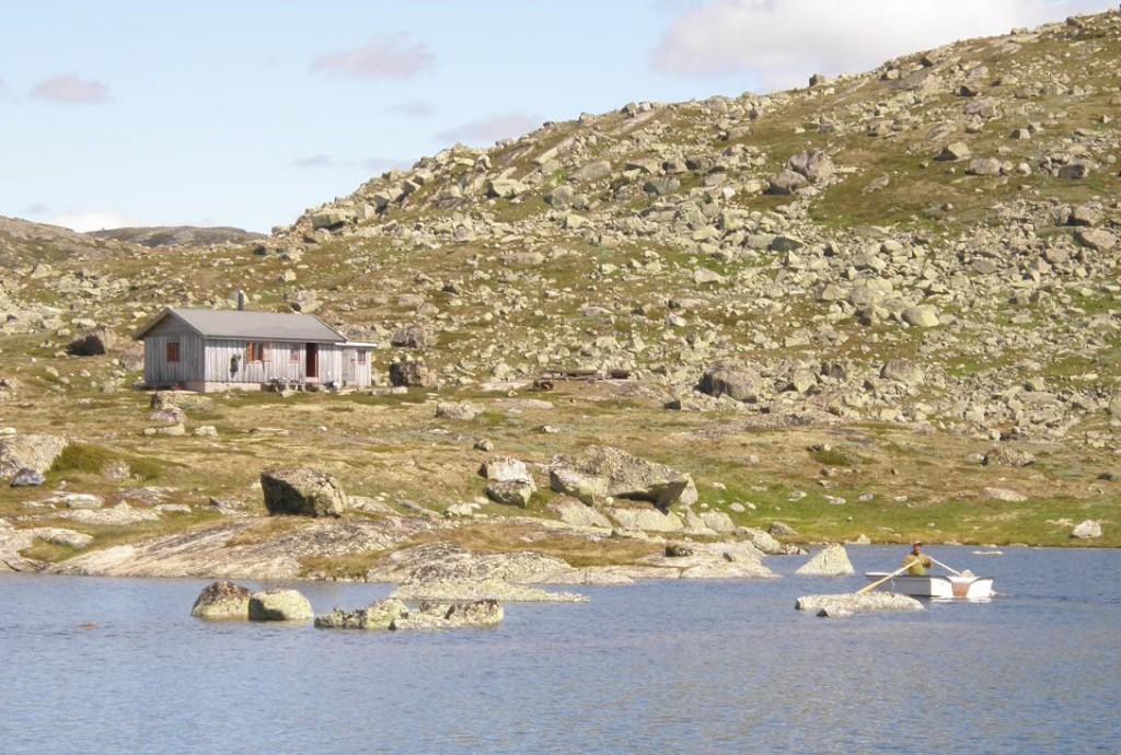 Hytte på Urdevatn, Hardangervidda